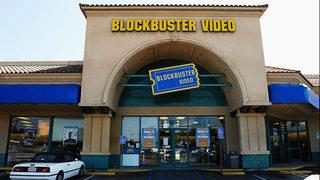 Family recreates Blockbuster for autistic son heartbroken over store