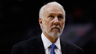 Spurs coach Gregg Popovich rumored to have left hefty tip at restaurant