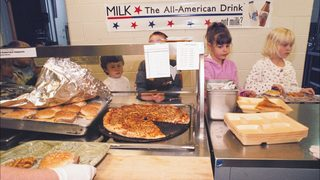 Army veteran wants to put an end to school lunch shaming