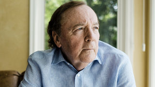 James Patterson says he