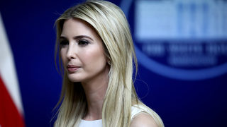 Ivanka Trump reportedly differs with President Trump on Syrian refugees