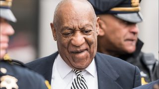 Comedian Bill Cosby reveals he is totally blind