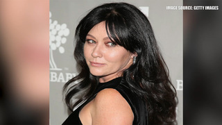 Shannen Doherty announces she