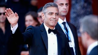 George Clooney takes trip back in time through classic movies in new coffee ad