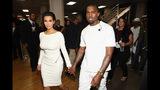 Photos: Kim Kardashian and Kanye West through… - (3/18)