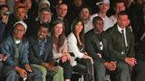 Photos: Kim Kardashian and Kanye West through… - (2/18)