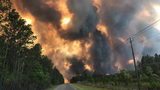 Photos: South Georgia wildfire rages in… - (2/19)