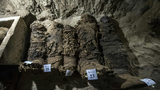 At Least 17 Mummies Found In Egyptian Burial Chamber