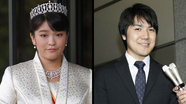 Image result for Japanese princess to give up royal status
