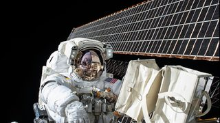 ISS astronauts to conduct spacewalk to replace data relay box