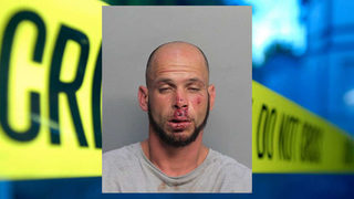 WATCH: Florida man goes airborne after being shot with Taser