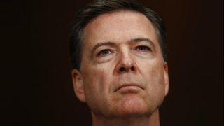 Reports: Comey knew Clinton email info was fake, created by Russia