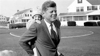 Family remembers JFK on 100th birthday