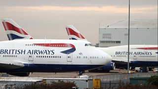 British Airways cancels flights as