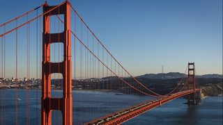 The Golden Gate Bridge turns 80