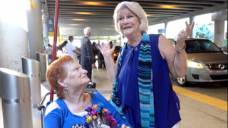 Adopted woman, 72, connects with long-lost sister