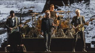 U2 makes post-concert stop at Whataburger in Houston