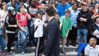 Eighth-graders on DC class trip snub House Speaker Paul Ryan