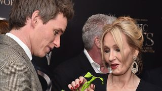 J.K. Rowling updates fans on 'Fantastic Beasts