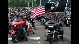 Memorial Day: Rolling Thunder remembers the fallen