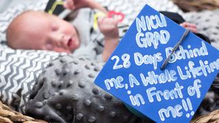 NICU babies, families celebrate 'graduation