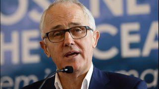 Australian PM downplays mocking Trump in off-the-record speech
