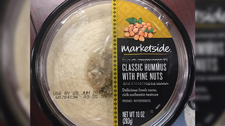 Recall For Hummus Sold At Walmart, Other Stores