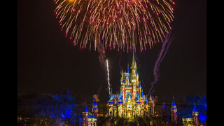 Disney fireworks: Vehicles covered in ashes, residents say