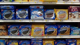 Oreo to unveil candy canes for Christmas