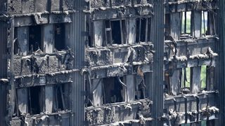 Police considering manslaughter charges in Grenfell Tower fire
