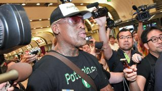 Group starts petition to have Dennis Rodman kicked out of Hall of Fame