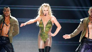 Video shows Britney Spears