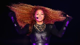 Janet Jackson loving motherhood as she gets back into her music, producer says
