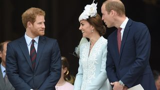 Prince Harry affectionately calls Duchess Kate the
