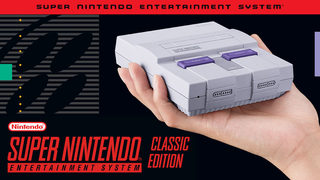 Nintendo: Super NES Classic Edition with 21 games will hit stores in September