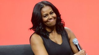 Michelle Obama appeared at the BET Awards and Twitter can