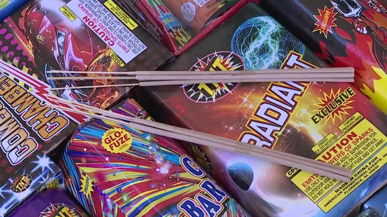 Oklahoma Fireworks Laws: Tulsa, Broken Arrow and More | FOX23