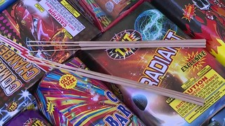 Teen injured when firework explodes in hand, warns July 4th revelers to use caution