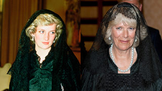 Princess Diana allegedly made threatening phone calls to Camilla while…