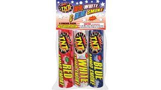 Fireworks recall underway over 'burn hazard,