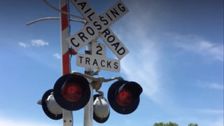 Ohio man survives overdose on tracks as train passes over him