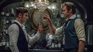 Hugh Jackman hits big top with 'The Greatest Showman
