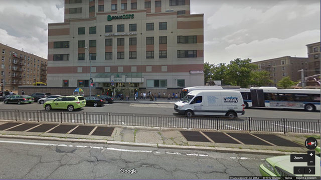 Image result for bronx lebanon hospital shooting