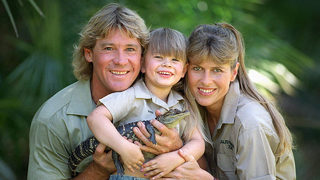 Bindi Irwin shares never-before-seen family photos to celebrate Terri…