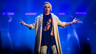 Justin Bieber cancels last leg of Purpose World Tour