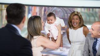 Hoda Kotb posts new pics of new daughter, cutest photos yet