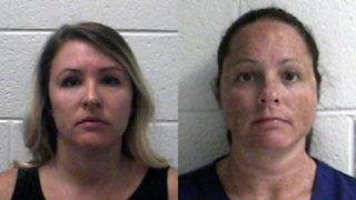 Nurses accused of stealing patients