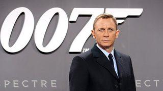 Bond is back: Daniel Craig comes back as 007