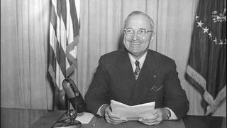 69 years ago today, Truman ordered