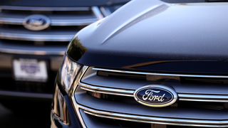Ford recalls 117K trucks, SUVs